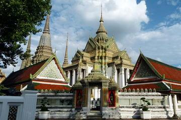 Tour privato di mezza giornata: i migliori templi di Bangkok