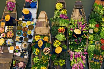 Tour privato: mercato galleggiante