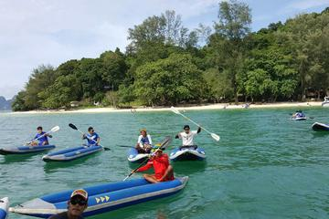 Phang Nga canoe from phuket