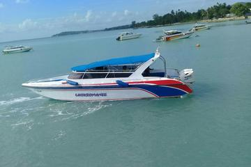 Private speed boat in Phuket