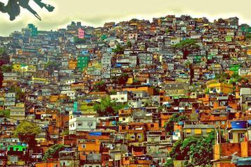Excursão a pé pela Favela da Rocinha