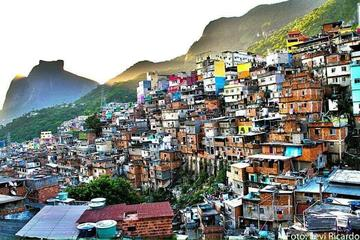 Visita a pie de Favela Rocinha