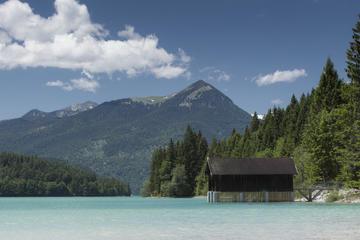 E-Bike-Tour in kleiner Gruppe in die Garmischer Alpen und das...