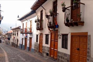 5-Day Authentic Quito Tour