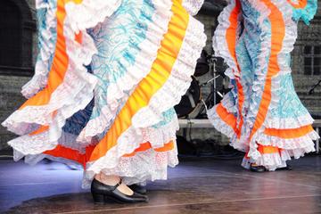Ballet folclórico ecuatoriano