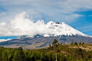 Excursão de 2 dias pelos Andes saindo de Quito com passeio de trem...