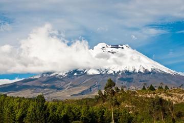 Excursión de 2 días a los Andes desde Quito con viaje en tren en la...
