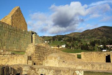 Excusión de un día completo a las ruinas incas de Ingapirca con...