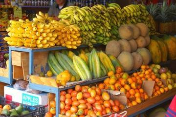 Mercado de Otavalo com almoço opcional