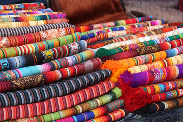 Otavalo Marketplace with Optional...