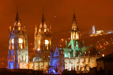 Quito by Night with Optional Dinner