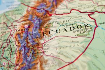 Transfer bei der Ankunft in Quito