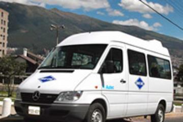 Traslado para llegadas a Cuenca