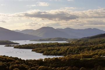 Highland Lochs, Stirling Castle and Whisky Day Trip from Edinburgh