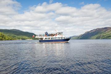 Loch Ness Glencoe Highlands and Whisky-Distillery Day Tour from...