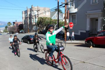 Intro to San Francisco Electric Bike Tour