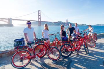 La visite en vélo électrique...