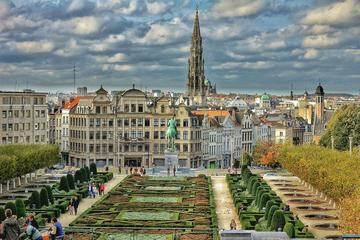 4-Hour Private Custom Brussels Tour with a Local Guide