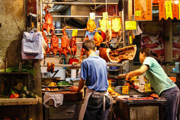 Hong Kong Street Food Feasting: Eat with a Local