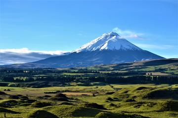 4-Day Magic Tour Quito, Cotopaxi, Quilotoa, Baños Devil's Nose Train and Cuenca