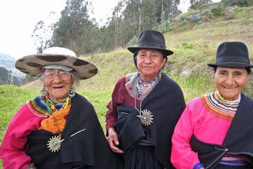 Cuenca - Saraguro - Vilcabamba or Vilcabamba - Saraguro - Cuenca