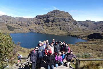 Full day Cajas National Park