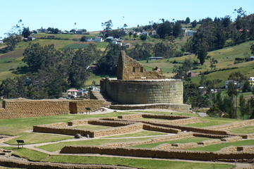 Ingapirca Archaeological Site and Gualaceo Artisan Village
