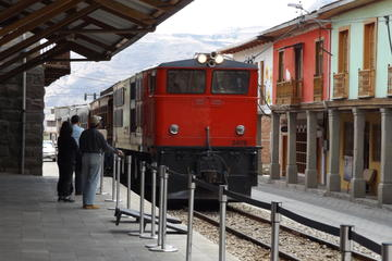 Nariz del Diablo Train