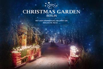 Christmas Garden Tour