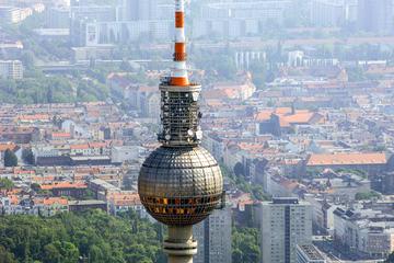Evite as filas: ingresso normal para a Torre da TV de Berlim