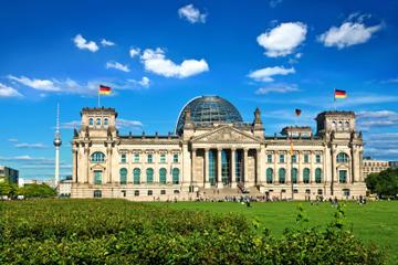 Hopp-på-hopp-av-tur i Berlin med valgfritt cruise