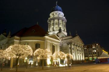 Recorrido por las luces navideñas de Berlín