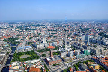 Skip the line: Berlin TV Tower and 1-Day Hop-on Hop-off Tour