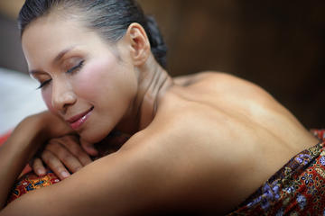 Fah Lanna Day Spa Oil Massage in Chiang Mai