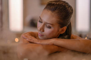 Fah Lanna Healing Spa Package in Chiang Mai Including Steam Bath