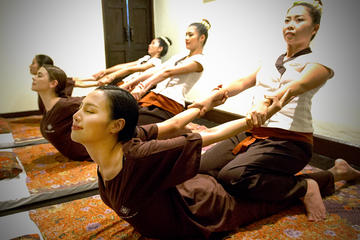 Fah Lanna Thai Massage and Foot Reflexology Spa Package in Chiang Mai