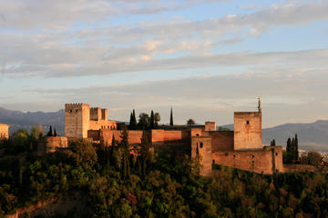 Alhambra Group Tour (Entrance included)
