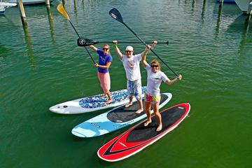 1 Hour Virginia Beach Paddleboard Lesson