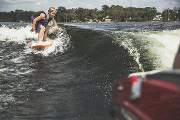 Private Virginia Beach Wake Boat...