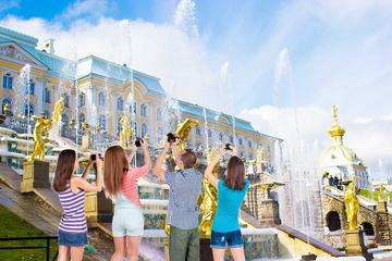 2 Day Complete Shore Excursion Visa Free Small Group Tour of St...
