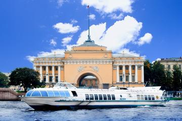 Private St Petersburg 2-Day All-inclusive Shore Excursion