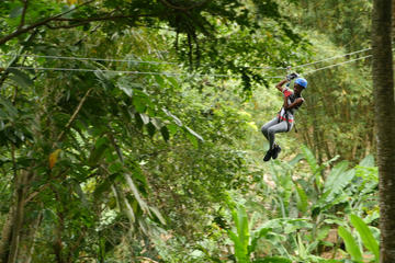 Day of Adventure - Zipline and Hike...