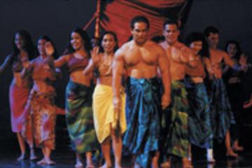 Espetáculo Ulalena no Teatro Maui