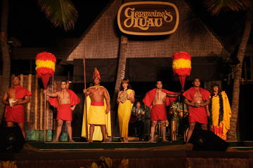 Germaine's Luau en Oahu