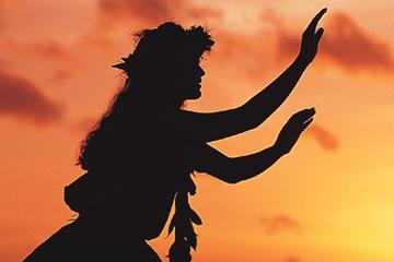 Kauai Luau e cena al tramonto