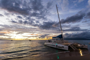 Maui: Bootstour mit Abendessen bei Sonnenuntergang an Bord der...