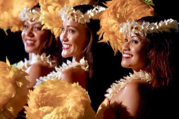 Traditionell luau-fest på Maui