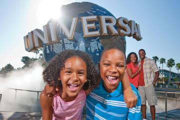 Biljett för tre parker på Universal Orlando