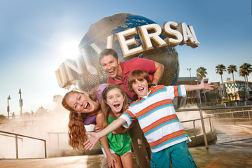 Ingressos para o Universal Orlando