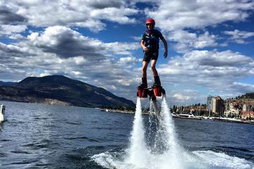 Day Trip Okanagan Jetpack Rental and Lesson near Kelowna, Canada